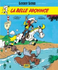 cover-comics-les-aventures-de-lucky-luke-d-8217-aprs-morris-tome-1-la-belle-province