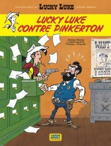 cover-comics-les-aventures-de-lucky-luke-d-8217-aprs-morris-tome-4-lucky-luke-contre-pinkerton