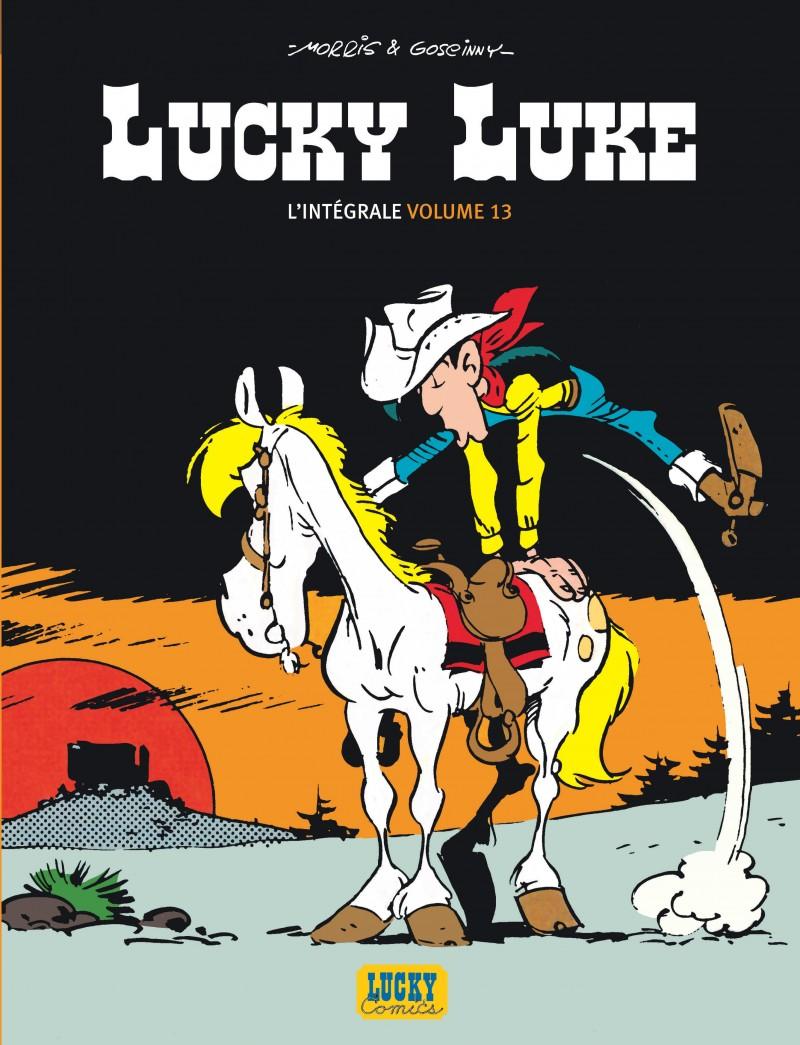 Lucky Luke - L'Intégrale - tome 13 - Lucky Luke Intégrale - tome 13