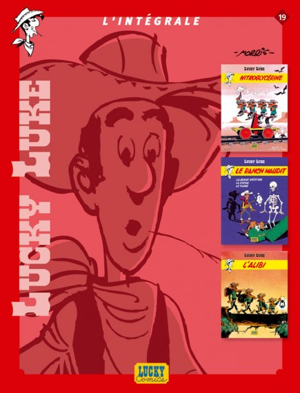Lucky Luke - Compilation - Lucky Luke Intégrale - tome 19