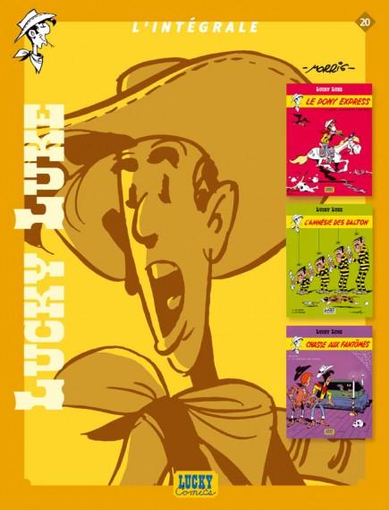 Lucky Luke - Compilation - Lucky Luke Intégrale - tome 20