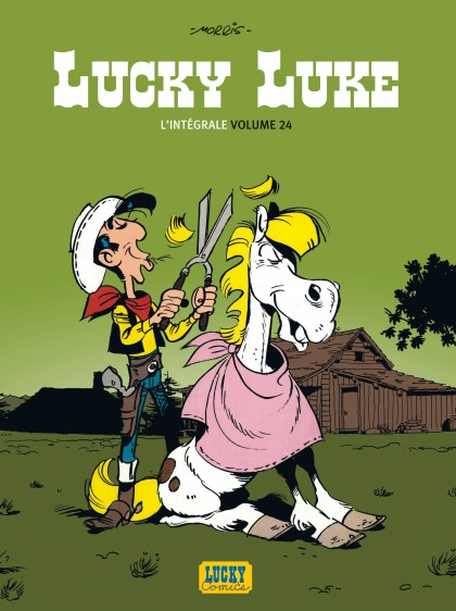 Lucky Luke - L'Intégrale - Lucky Luke Intégrale - tome 24