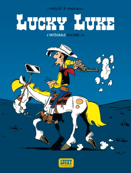 Lucky Luke - Compilation - Lucky Luke Intégrale - tome 14