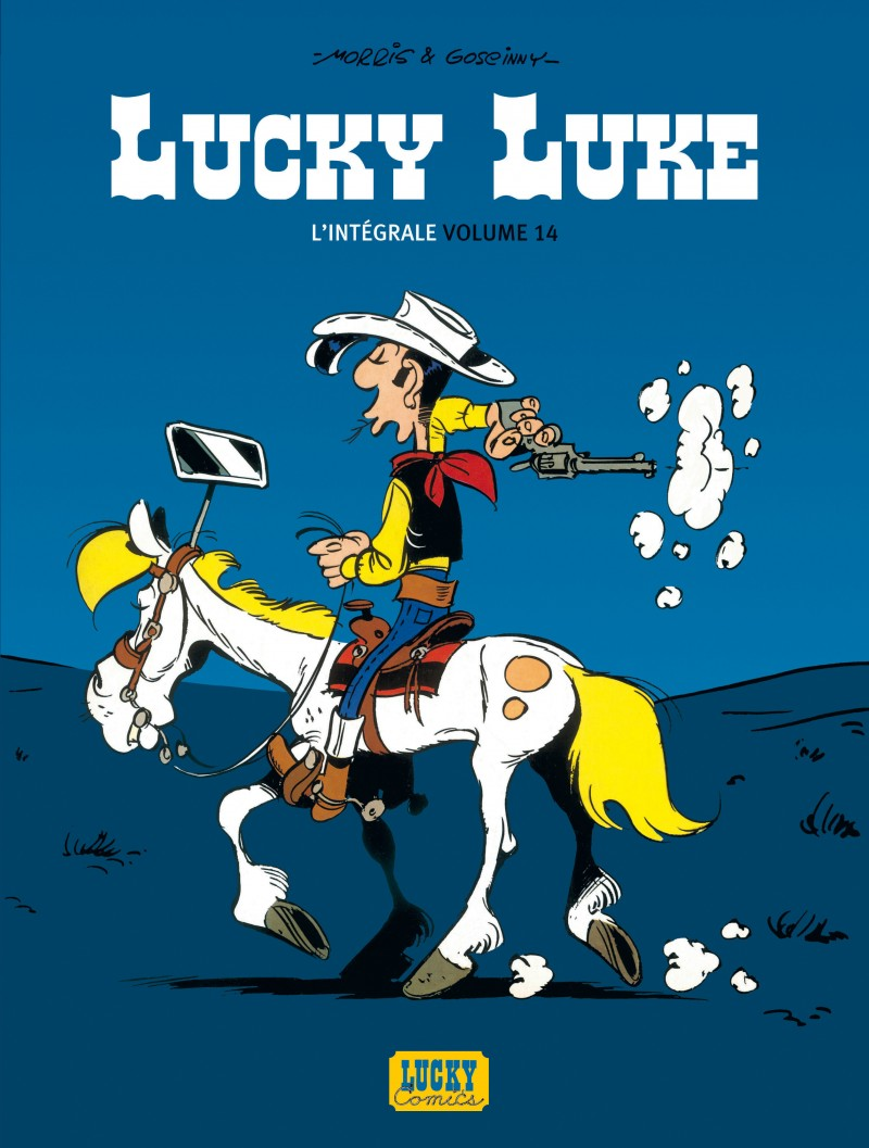 Lucky Luke - L'Intégrale - tome 14 - Lucky Luke Intégrale - tome 14