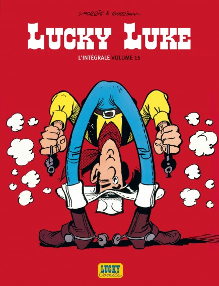 Lucky Luke - Compilation - Lucky Luke Intégrale - tome 15