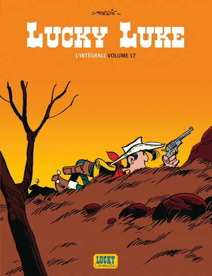 Lucky Luke - Compilation - Lucky Luke Intégrale - tome 17