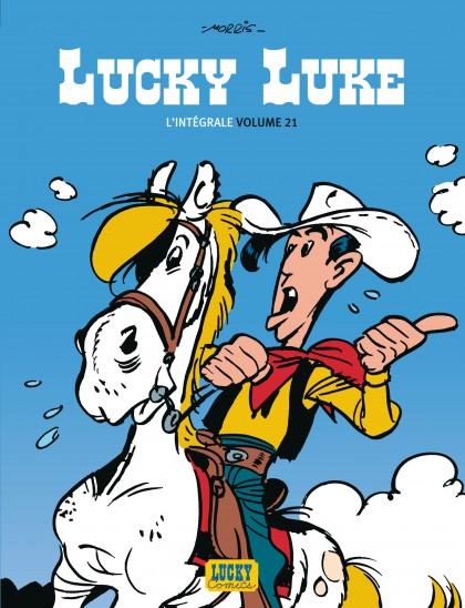 Lucky Luke - L'Intégrale - Lucky Luke Intégrale - tome 21