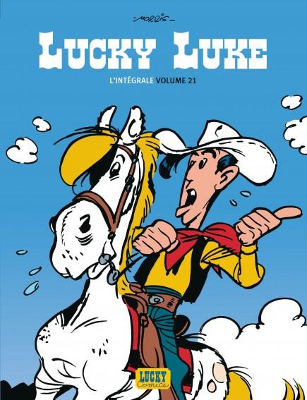 Lucky Luke - Compilation - Lucky Luke Intégrale - tome 21