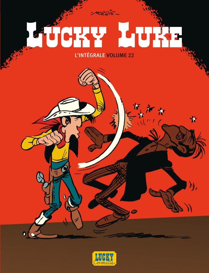 Lucky Luke - L'Intégrale - tome 22 - Lucky Luke Intégrale - tome 22