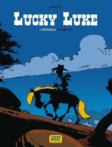Lucky Luke - Compilation - Lucky Luke Intégrale - tome 23