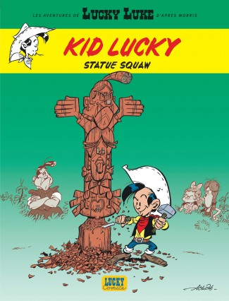 aventures-de-kid-lucky-dapres-morris-les-tome-3-statue-squaw
