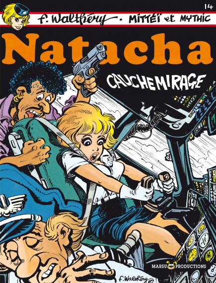 Natacha -  Cauchemirage