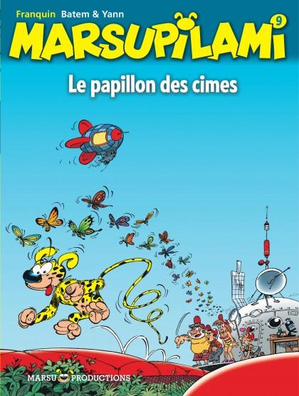 Marsupilami - Le pavillon des cimes