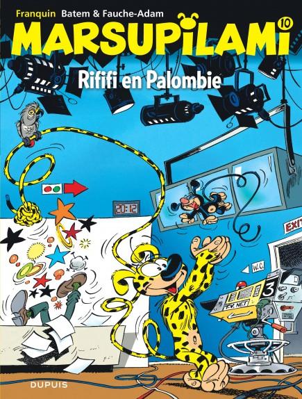 Marsupilami - Rififi en Palombie