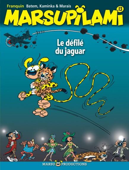 Marsupilami - Le défilé du jaguar