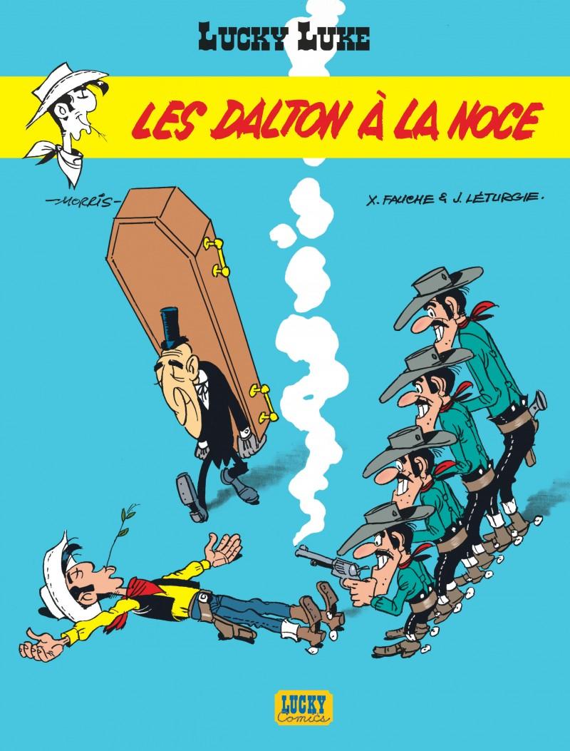 Lucky Luke - tome 31 - Les Dalton à la noce