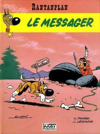 rantanplan-tome-9-messager-le