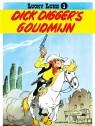 Lucky Luke (new look) Tome 1 - Dick Diggers goudmijn