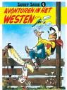 Lucky Luke (new look) Tome 4 - Avonturen in het westen