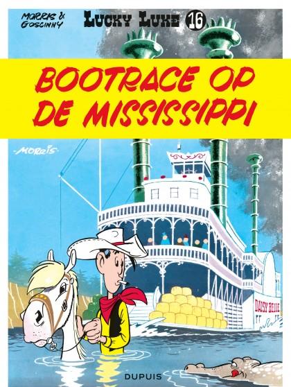 Lucky Luke (new look) - Bootrace op de Mississipi