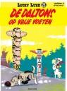 Lucky Luke (new look) Tome 23 - De Daltons op vrije voeten
