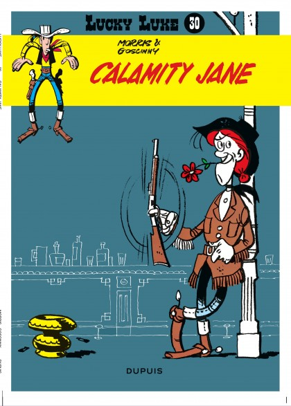 Lucky Luke (new look) - Calamity Jane