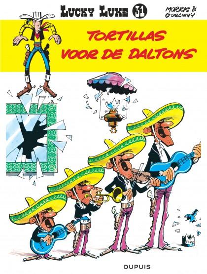 Lucky Luke (new look) - Tortillas voor de Daltons