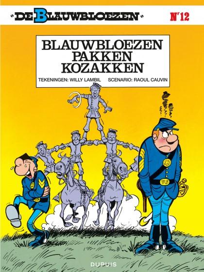 Blauwbloezen, De - Blauwbloezen pakken kozakken