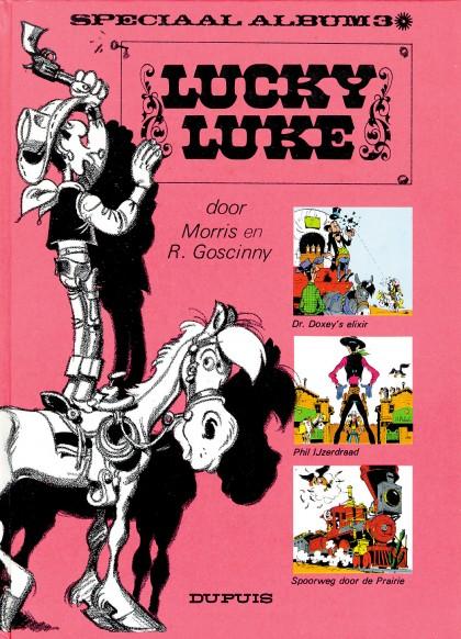 Lucky Luke Speciaal - Lucky Luke Speciaal 3