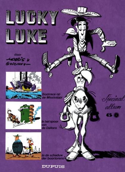 Lucky Luke Speciaal - Lucky Luke Speciaal 6
