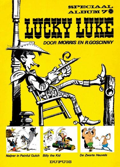 Lucky Luke Speciaal - Lucky Luke Speciaal 7