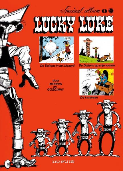 Lucky Luke Speciaal - Lucky Luke Speciaal 8