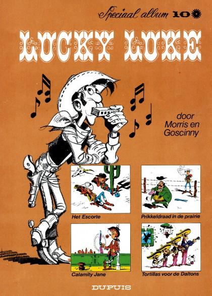 Lucky Luke Speciaal - Lucky Luke Speciaal 10
