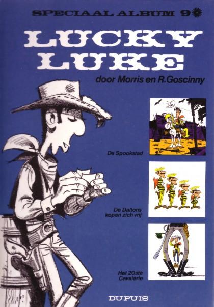 Lucky Luke Speciaal - Lucky Luke Speciaal 9