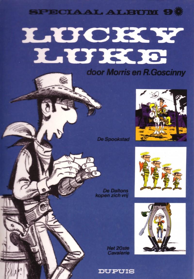 Lucky Luke Speciaal - tome 9 - Lucky Luke Speciaal 9