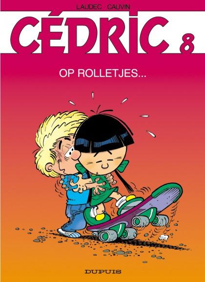 Cédric - new look - Op rolletjes ...