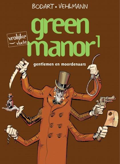 Green Manor - Gentlemen en moordenaars