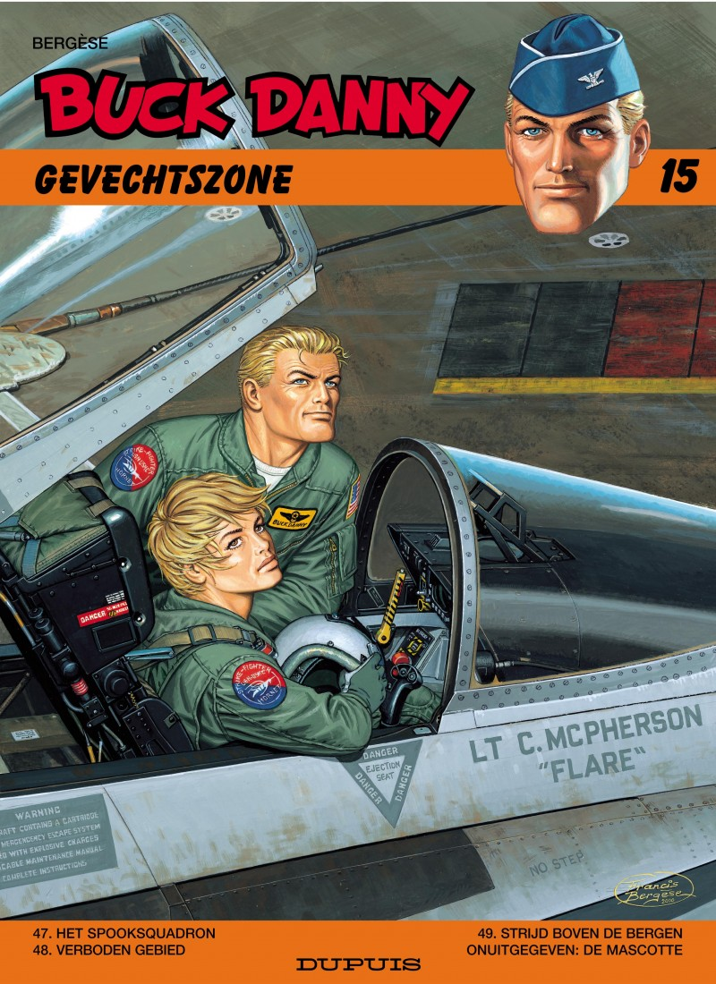 Buck Danny Omnibus - tome 15 - Gevechtszone