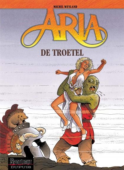 Aria - De troetel