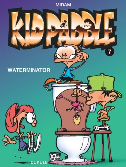 Kid Paddle - Waterminator