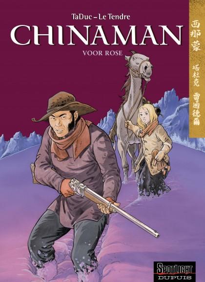 Chinaman - Voor Rose