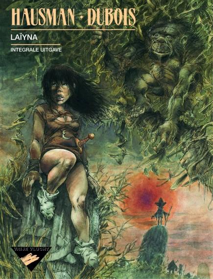Laiyna (integrale uitgave) - Laïyna (integraal)