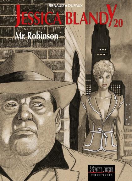 Jessica Blandy - Mr. Robinson