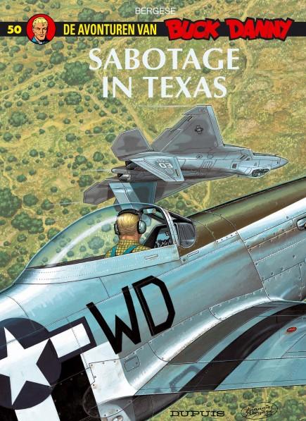 Buck Danny - Sabotage in Texas