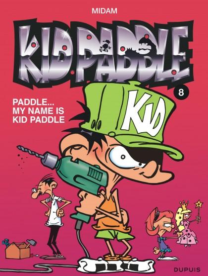 Kid Paddle - Paddle... My name is Kid Paddle