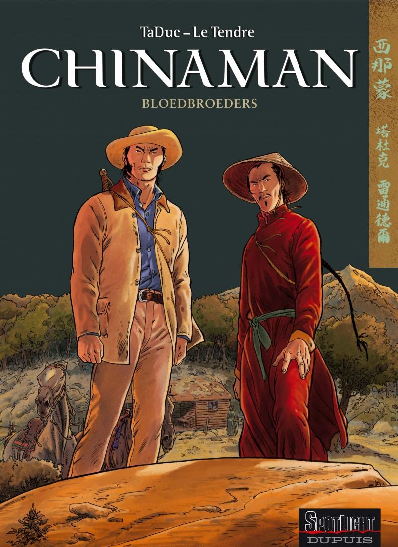 Chinaman - tome 6 - Bloedbroeders