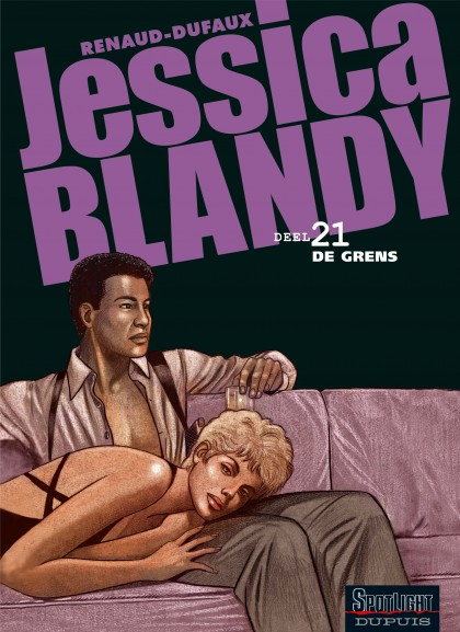 Jessica Blandy - De grens