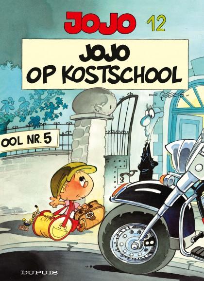 Jojo - Jojo op kostschool