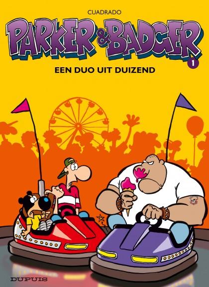 Parker & Badger - Een duo uit duizend