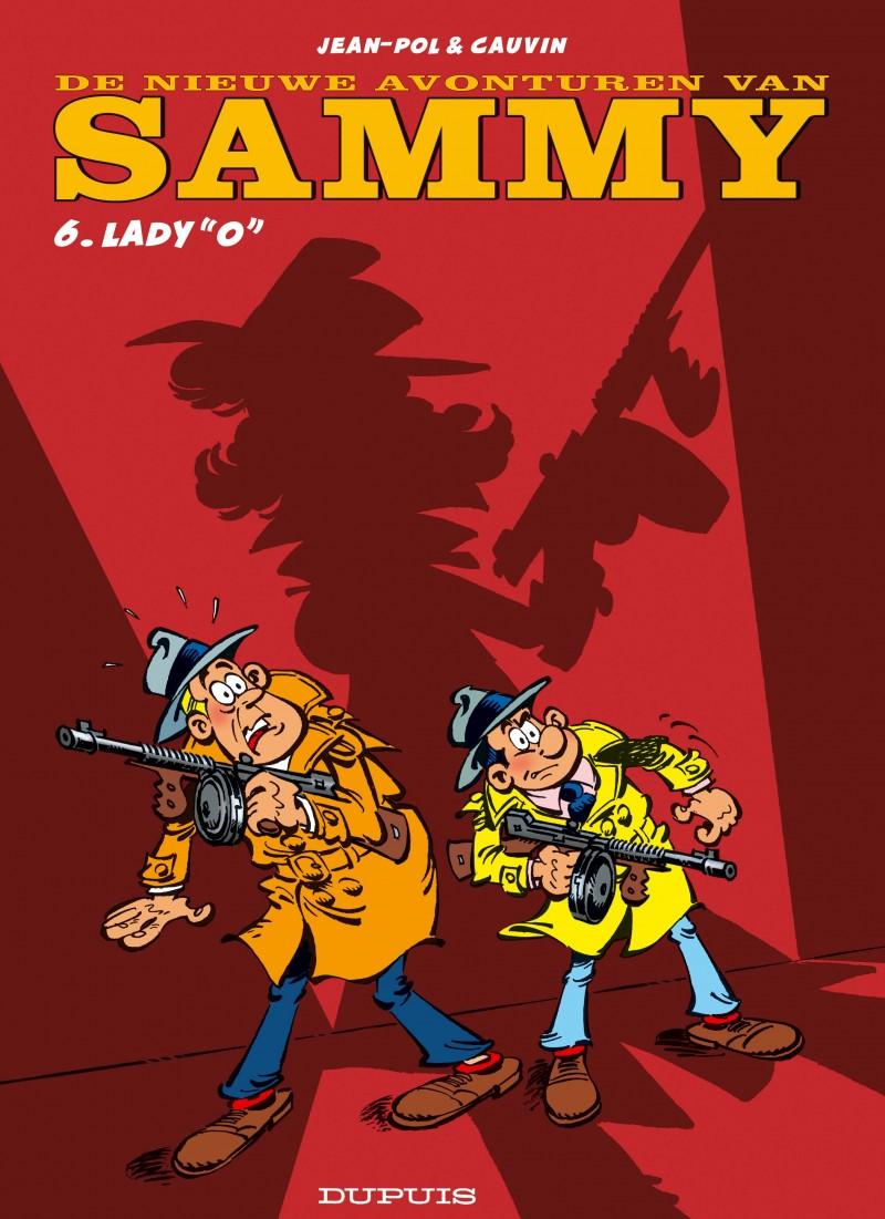 De nieuwe avonturen van Sammy - tome 6 - Lady O.